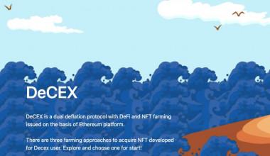 DeCEX Finance