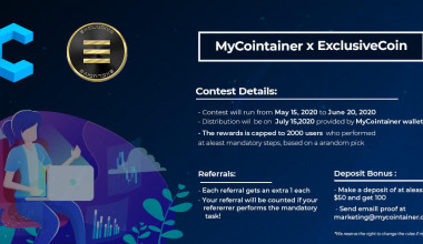 MyCointainer & ExclusiveCoin