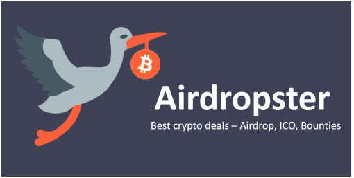 earn money with airdrops in crypto wallets banner