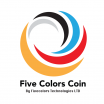 Five Colors Coin