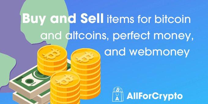 AllForCrypto banner