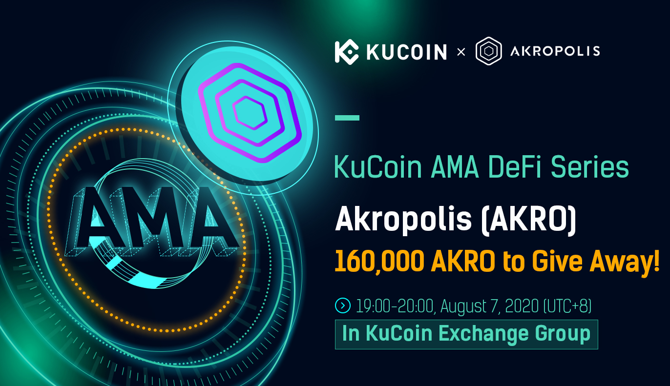 Akropolis by KuCoin banner