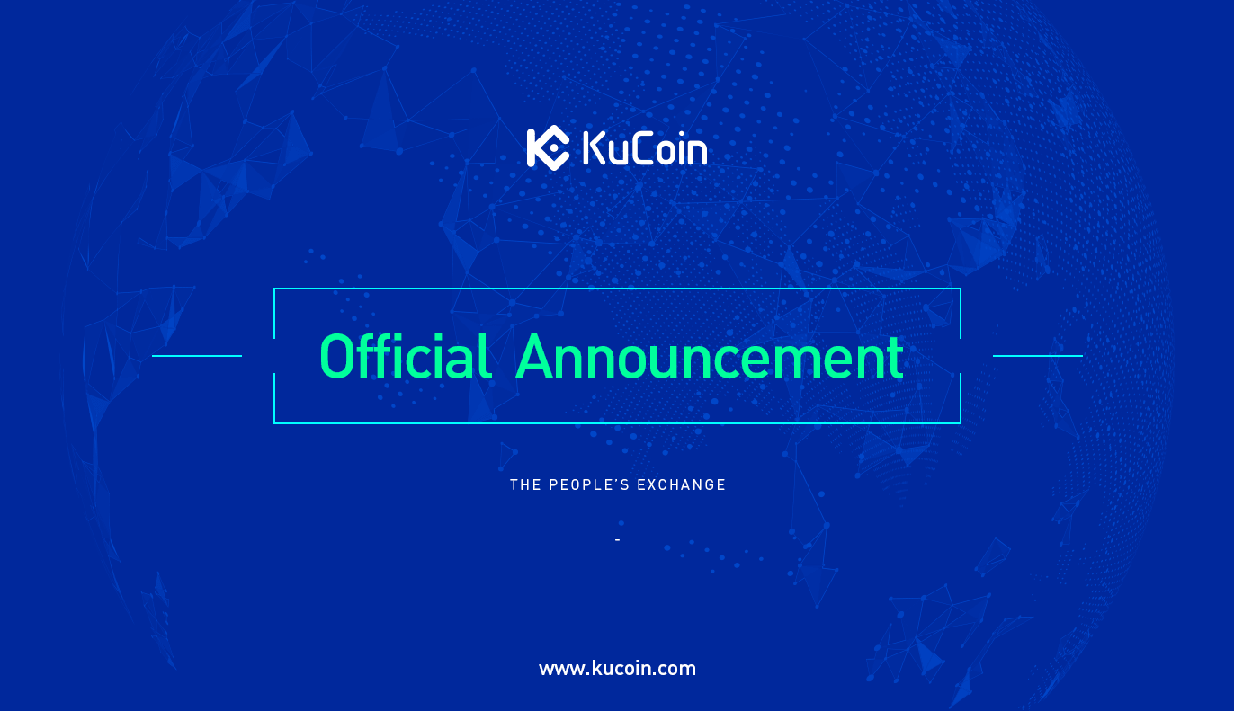 Kucoin completes 2 distributions - ONG & FET tokens