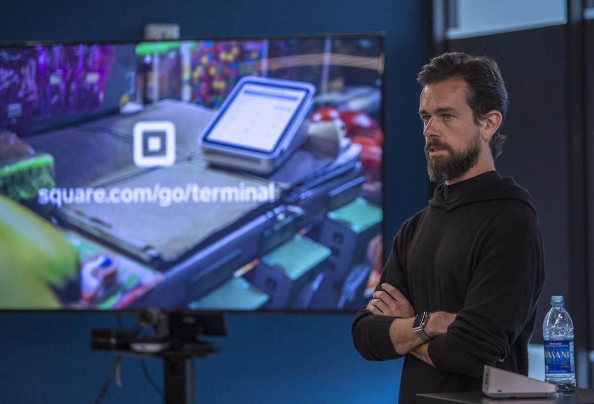 Square (owned by Twitter) is hiring crypto engineers