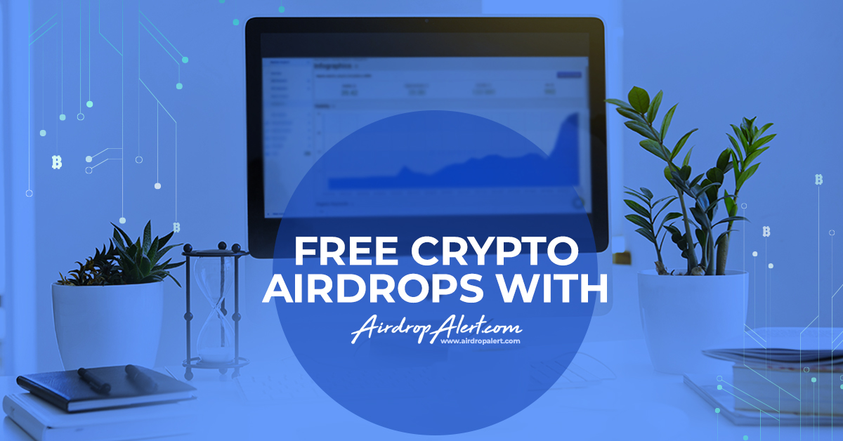 Earn money with airdrops in crypto wallets