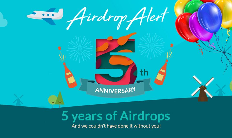Auroracoin - The first Airdrop - Happened exactly 5 years ago!