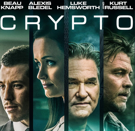 Crypto the movie - coming soon!