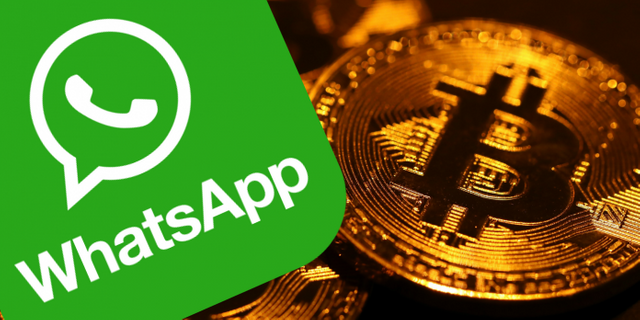 Bitcoin on Whatsapp? Express sheds some light on it.