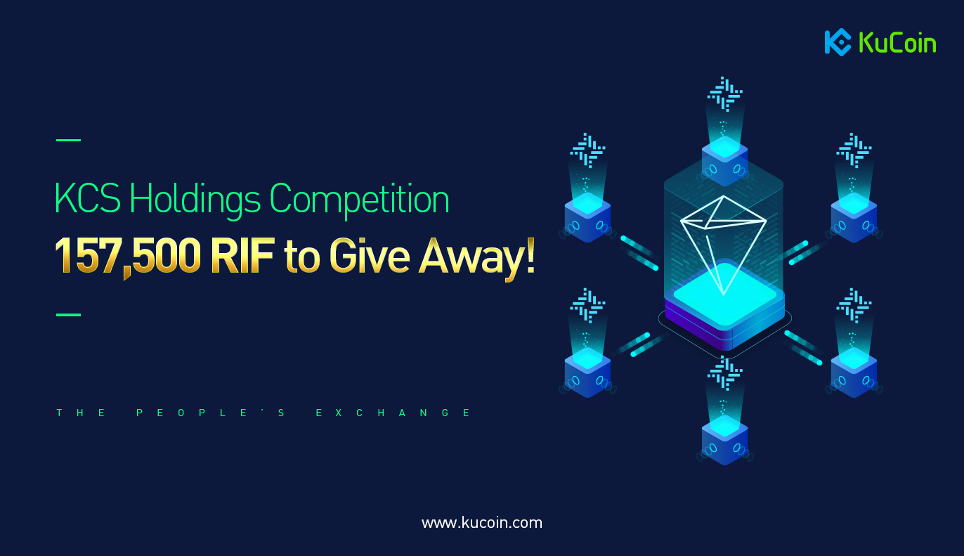 KCS Holdings Competition 157,500 RIF to Give Away!