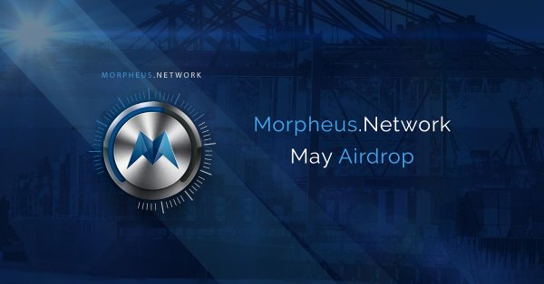 Morpheus.Network holders Airdrop, receive monthly airdrops until the end of 2019