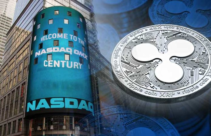 Nasdaq Global Index Data Service adds XRP Liquid Idex from Brave New Coin