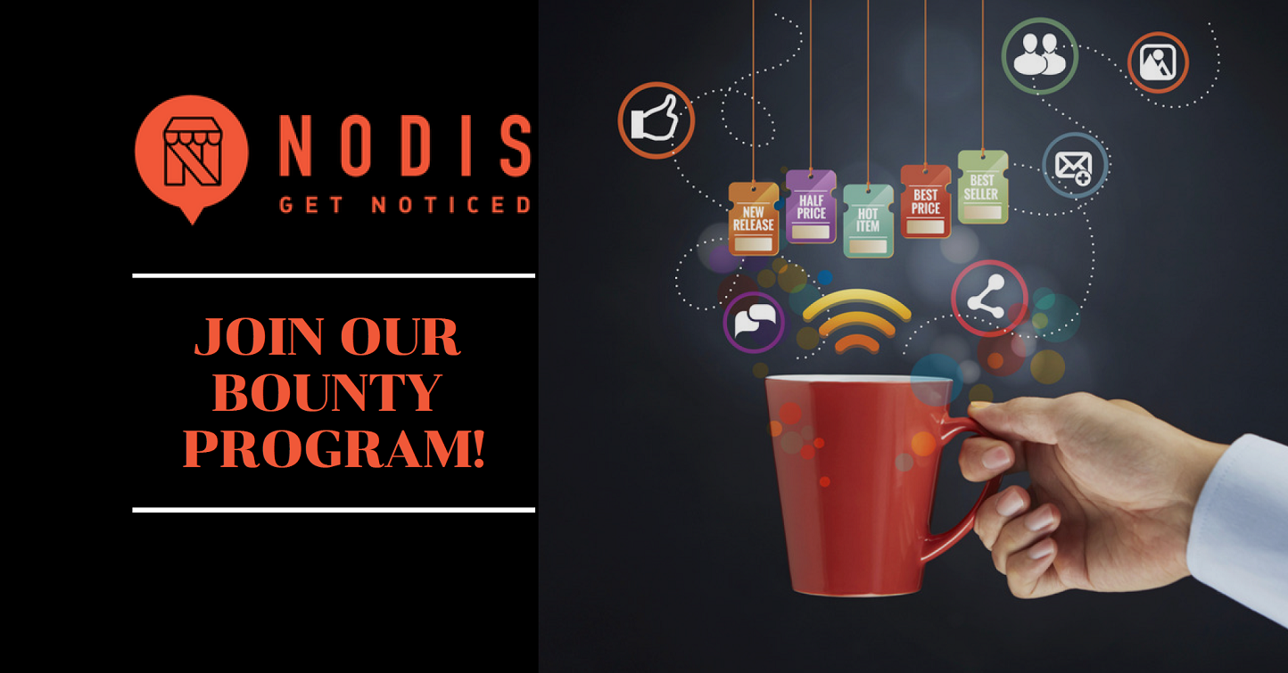 Nodis added more tasks to the Nodis Airdrop Round 2 Airdrop, more NODIS tokens to earn.