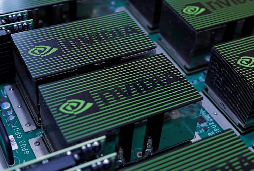 Nvidia on track to sell left over miner parts