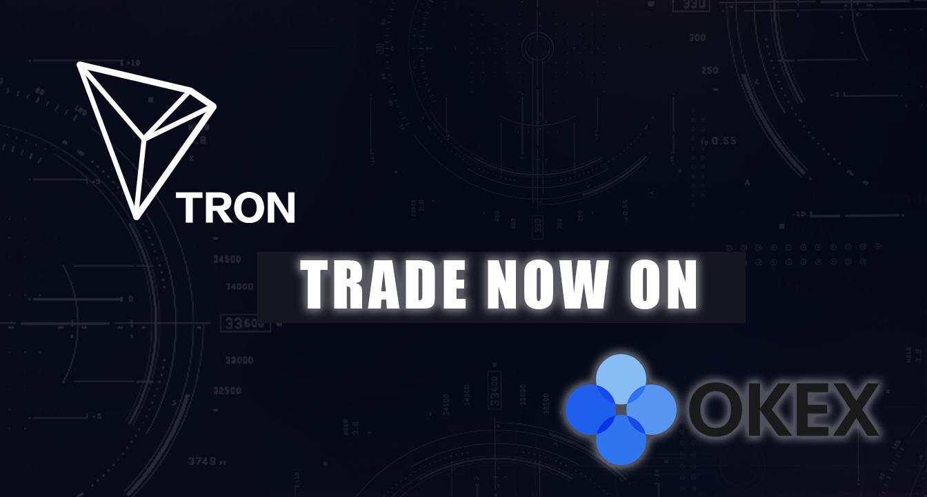 Tron (TRX) Deposit Bonus on OKEx