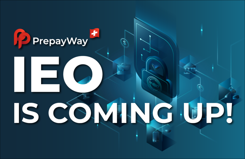 PrepayWay IEO is coming up - with 70% discount!