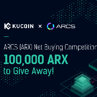 ARCS (ARX) Net Buying Competition - 100,000 ARX to Give Away