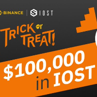 Happy Halloween - Trade IOST, $100,000 in IOST to Give Away