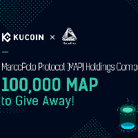 Holding competition - 100,000 MAP tokens to  give away