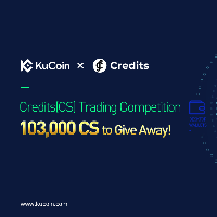 Credits (CS) Trading Competition, 103,000 CS to Give Away
