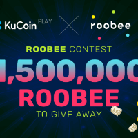 1,500,000 ROOBEE to Give Away by KuCoinPlay