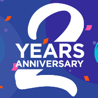 2 year anniversary airdrop is full!