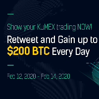 $200 in BTC GiveAway on KuMex
