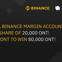 20,000 ONT Airdrop to New Margin Accounts on Binance