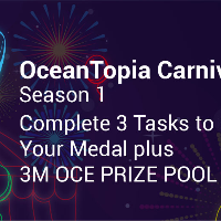 2,000,000 OCE Prize Pool on OceanEx