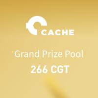 266 CGT Grand Prize Pool on Bithumb