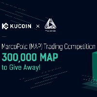 MarcoPolo (MAP) Trading Competition, 300,000 MAP to Give Away