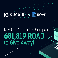 ROAD trading competition on KuCoin - 681,891 ROAD to Give Away