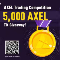 AXEL Competition on IDAX - 5,000 AXEL to GiveAway