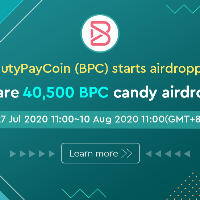 BeautyPayCoin (BPC) Airdropping 40,500 BPC
