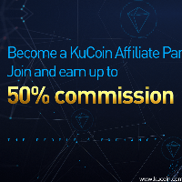 Become Kucoin affiliate and earn 50% commission