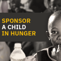 Binance Charity - Lunch for children, sponsor a child in hunger