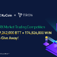 TRX Market Competition on KuCoin - 59,242,000 BTT + 174,826,000 WIN to Give Away