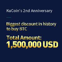 Buy BTC at a Big Discount