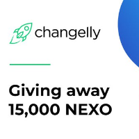 Changelly and Nexo are giving away 1,5000 NEXO