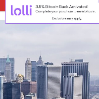 Earn BTC on Booking.com & Hotels.com with the app Lolli