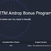 ETM Holders Airdrop by OKEX