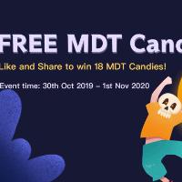 Free MDT Airdrop by DigiFinex