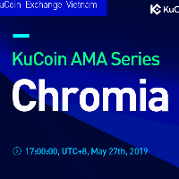KuCoin AMA Series - 10,000 CHR Giveaway