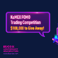 KuMEX FOMO Trading Competition - $100,000 to Give Away