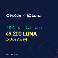 LUNA Listing Campaign: 49,200 LUNA to Give Away