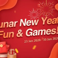 Lunar New Year GIVEAWAY: Are you lucky enough to walk away with 1 BTC?