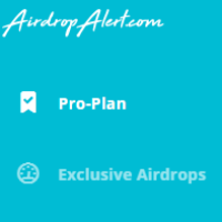 Manage your Airdrops Pro-Plan from your dashboard