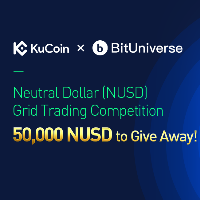 Neutral Dollar GiveAway on KuCoin - 50,000 NUSD to Give Away
