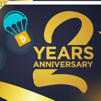 New airdrop coming soon to celebrate 2 years of AirdropAlert.com