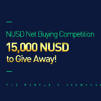 NUSD Net Buying Competition on KuCoin - 15,000 NUSD to Give Away