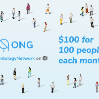 Join the Ontology Telegram: Up to $10,000 in ONG for members each month